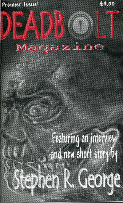 Deadbolt Magazine Issue 1